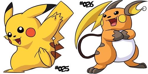pikachu-berevolusi-kepada-raichu