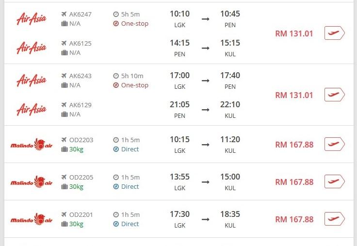 tiket-murah-pergi-langkawi2017