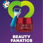 Lazada Online Revolution 2016: Kempen Beauty Fanatic dari 12 Nov – 17 Nov 2016