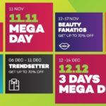 Lazada Voucher 20% Off sah dari 1st Nov – 17th Dec 2016