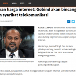 Tak lama lagi Malaysia akan dapat internet berkelajuan tinggi dengan harga yang lebih murah?