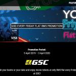 Beli tiket wayang MURAH dari GSC serendah RM5