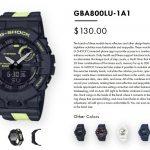 Tempat boleh beli jam g-shock Original Murah